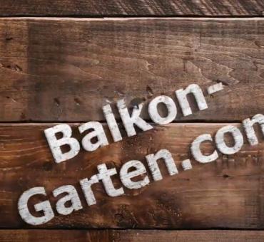 Balkon-Garten Tipps